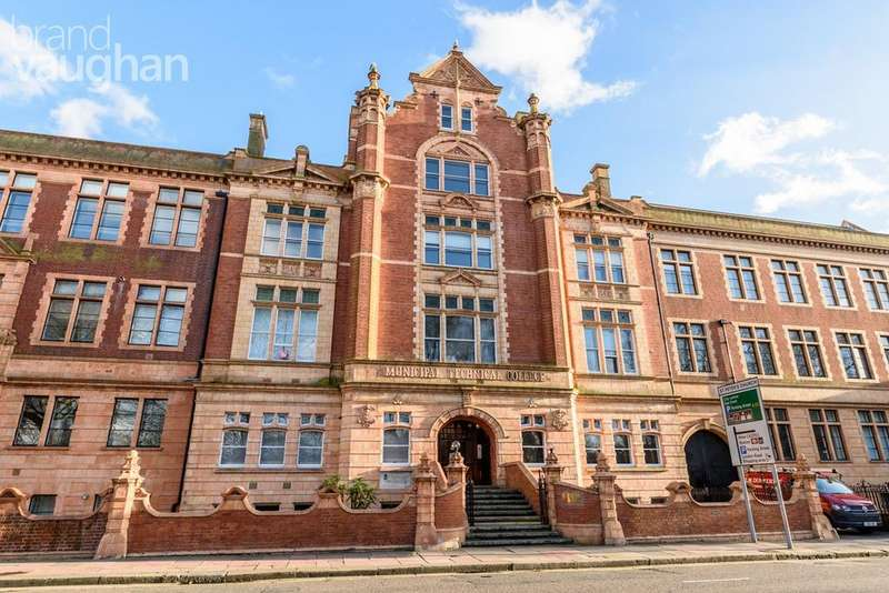 2 Bedrooms Apartment Flat for sale in Old College House, BRIGHTON, BN2