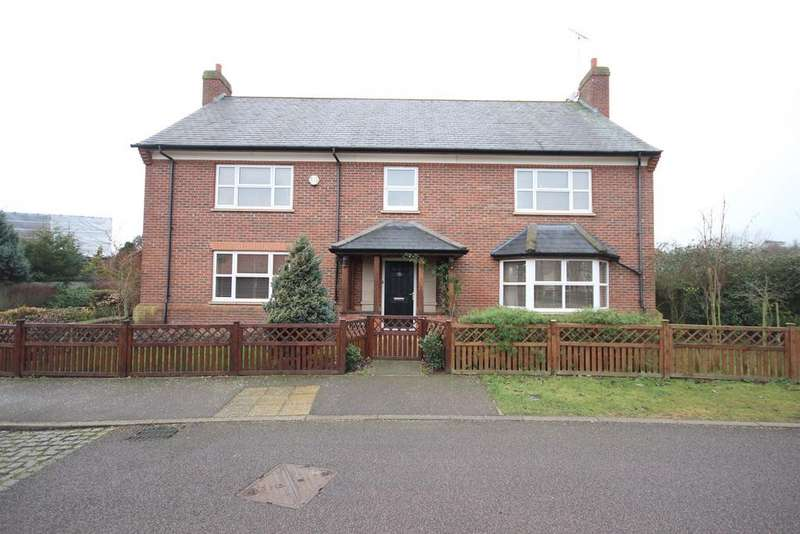 5 Bedrooms Detached House for sale in Lovett Green, Sharpenhoe , MK45