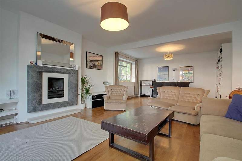 3 Bedrooms Flat for sale in Willesden Lane, Willesden Green