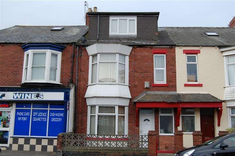 4 Bedrooms Terraced House for sale in Ashley Road, South Shields, South Shields