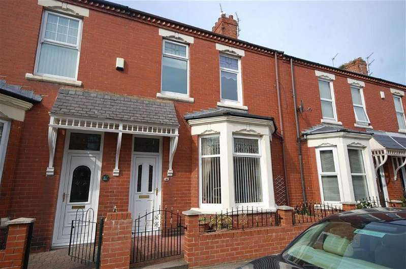 4 Bedrooms Terraced House for sale in Dulverton Avenue, South Shields