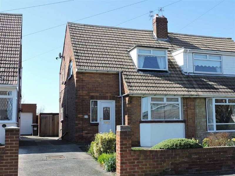 3 Bedrooms Semi Detached House for sale in Bamburgh Avenue, South Shields, South Shields