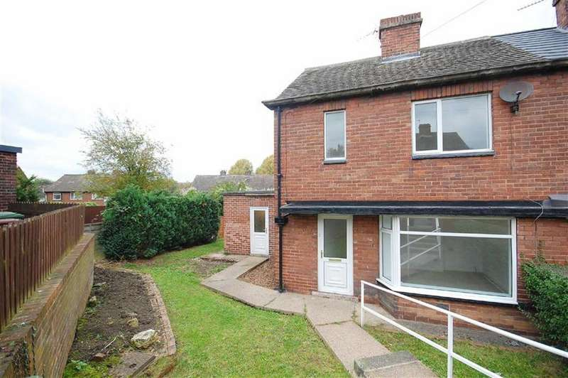 2 Bedrooms Semi Detached House for sale in Vale Avenue, Knottingley, Wakefield, WF11