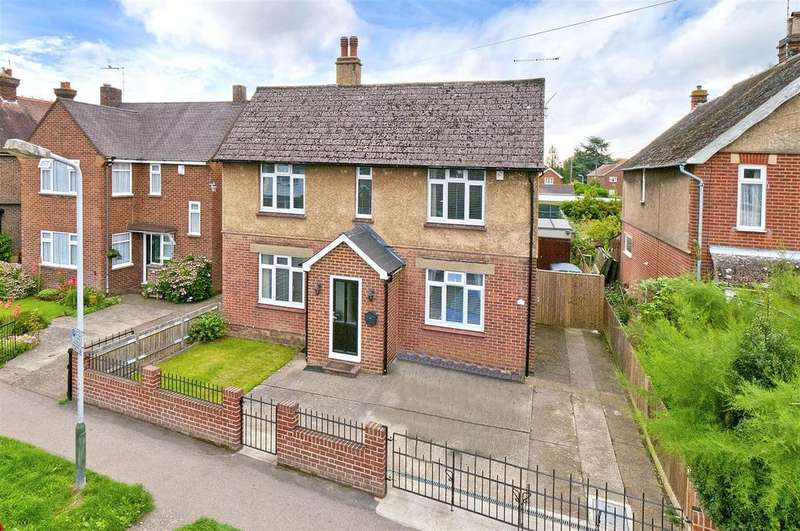 4 Bedrooms Detached House for sale in Old Kent Road, Paddock Wood
