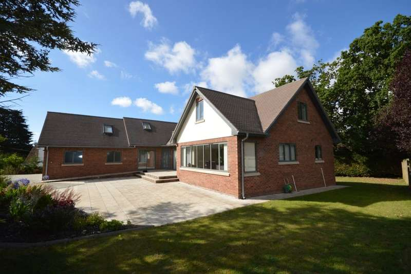 5 Bedrooms Detached House for sale in Newhaven Exmouth Road, Exton, Exeter, EX3