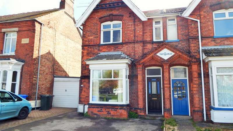 2 Bedrooms Flat for sale in Willoughby Road, Boston