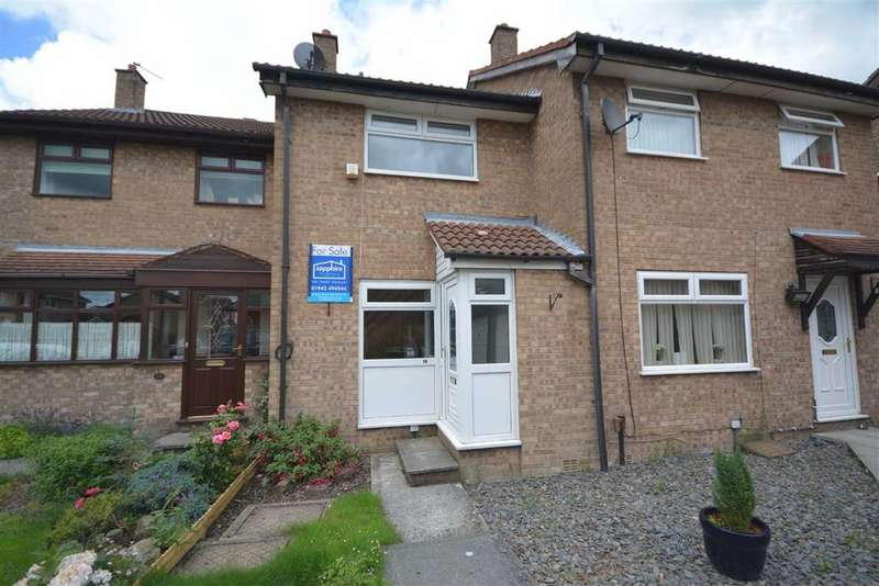 2 Bedrooms Terraced House for sale in Avocet Close, Newton-le-willows, WA12