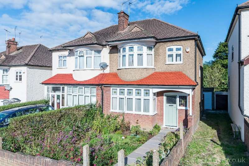 3 Bedrooms Semi Detached House for sale in Eylewood Road, West Norwood