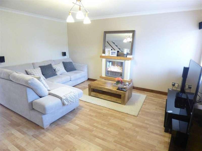 3 Bedrooms Semi Detached House for sale in Philips Road, Weir, Bacup, Lancashire, OL13