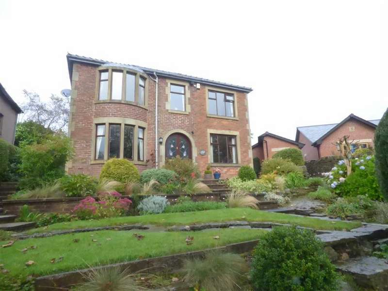 5 Bedrooms Detached House for sale in Bankside Lane, Bacup, Lancashire, OL13