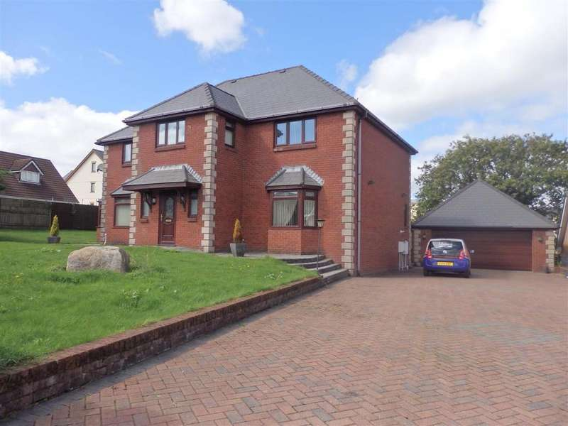 4 Bedrooms Detached House for sale in Heol hen, Llanelli