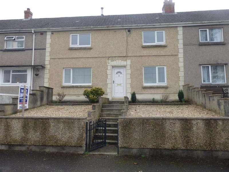 3 Bedrooms Terraced House for sale in Glan Tywi, Ferryside, Kidwelly