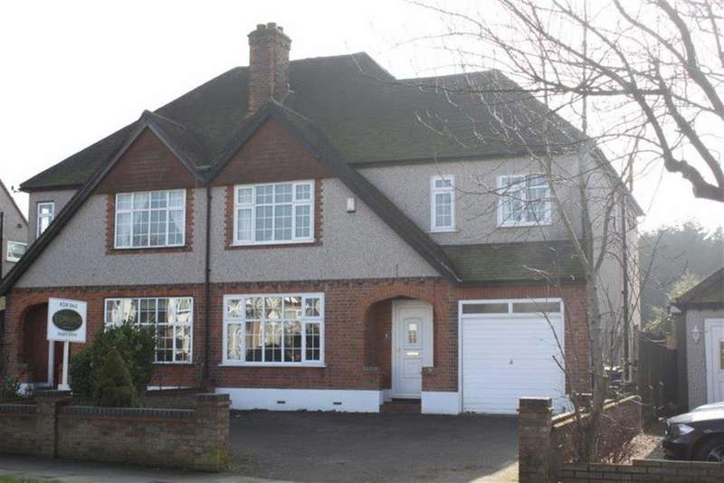 5 Bedrooms Semi Detached House for sale in Petts Wood Road, Petts Wood East