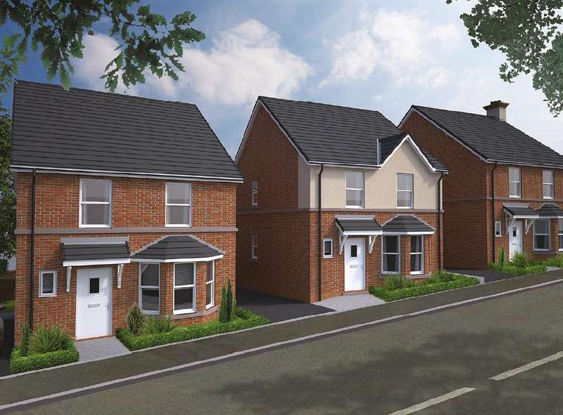 4 Bedrooms Detached House for sale in Cheshire Plains, Lower Robin Hood Lane, Helsby