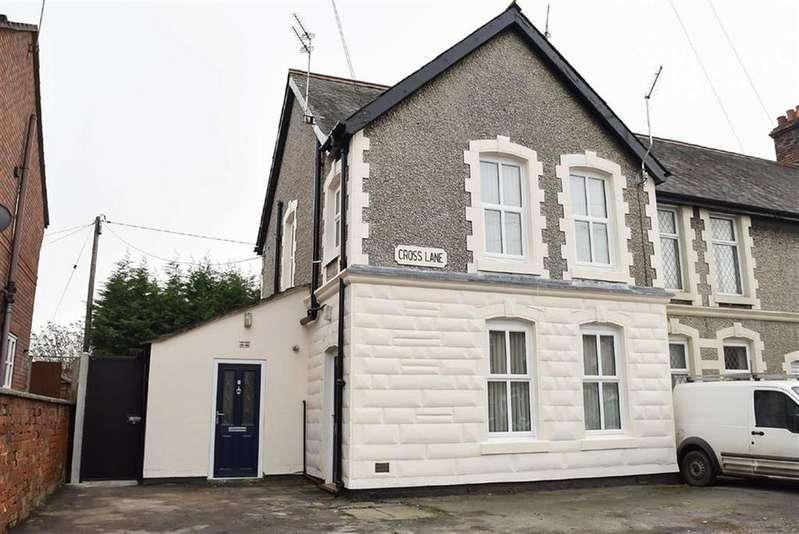 1 Bedroom Flat for sale in Cross Lane