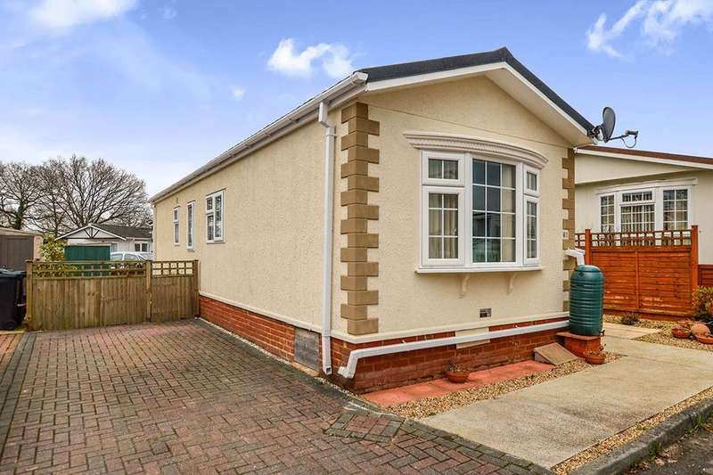 1 Bedroom Detached House for sale in Shirkoak Park, Woodchurch, Ashford, TN26