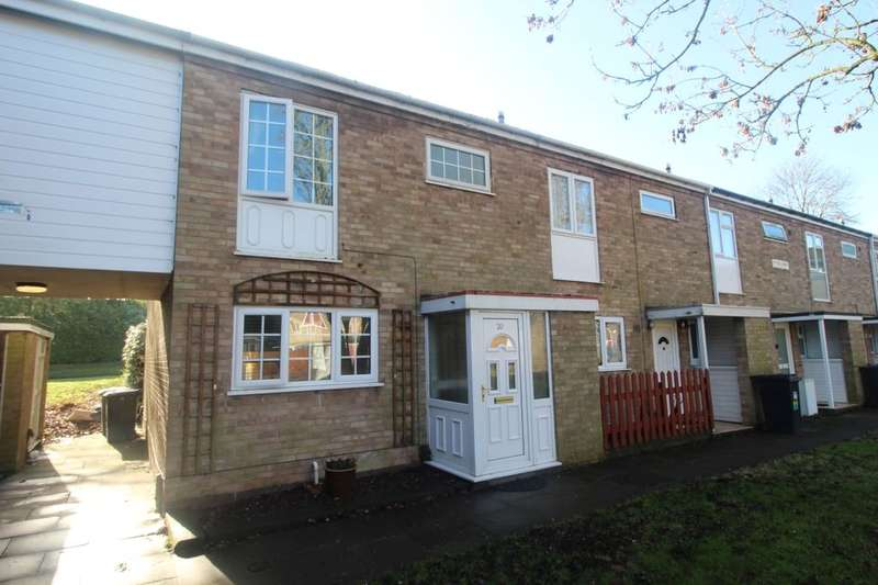 3 Bedrooms Property for sale in Wishaw Close, Redditch, B98