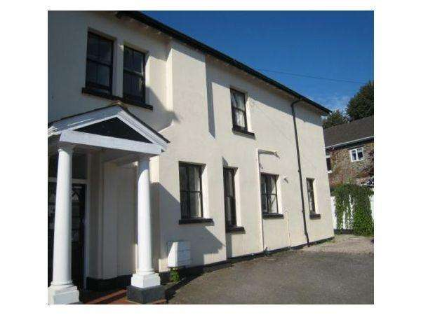 2 Bedrooms Flat for sale in Buckfastleigh
