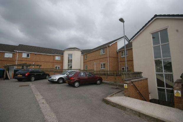 2 Bedrooms Flat for sale in Bakewell Court, Fairfield, Buxton