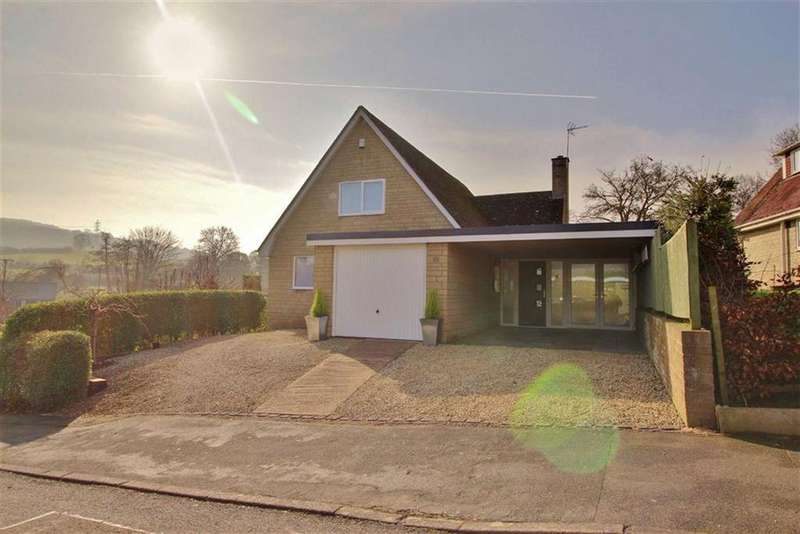 4 Bedrooms Detached Bungalow for sale in Aston Bank, Ross-on-Wye, Herefordshire