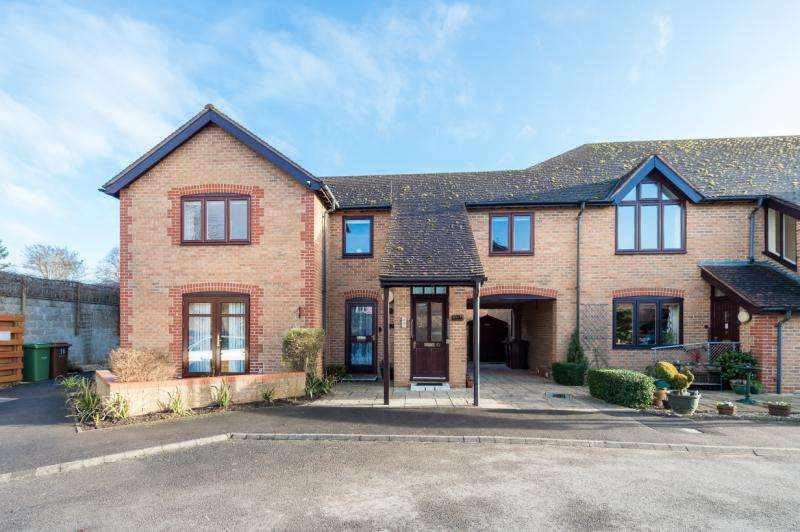 2 Bedrooms Retirement Property for sale in Sweet Briar, Marcham, Abingdon