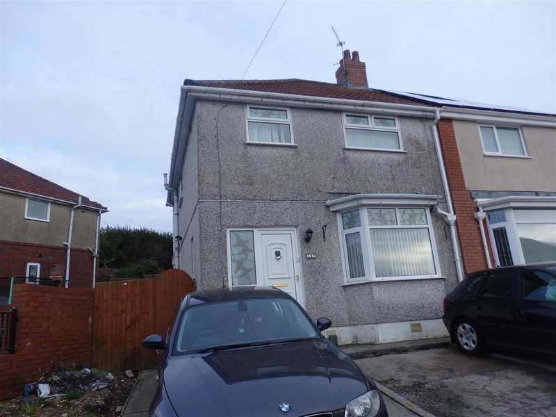 3 Bedrooms Semi Detached House for sale in Garden Suburbs, Kidwelly