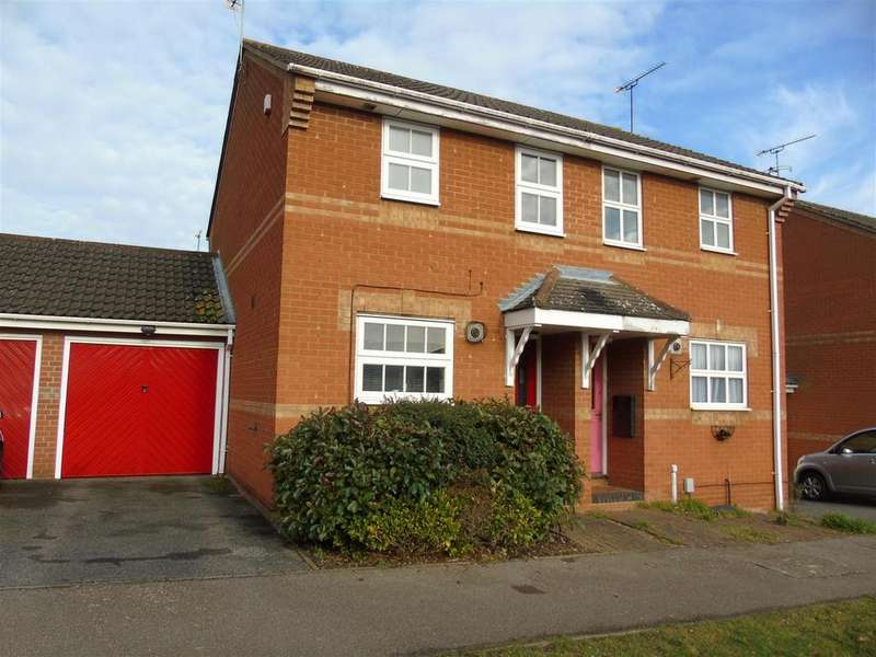 2 Bedrooms Semi Detached House for sale in Cooks Way, Hatfield