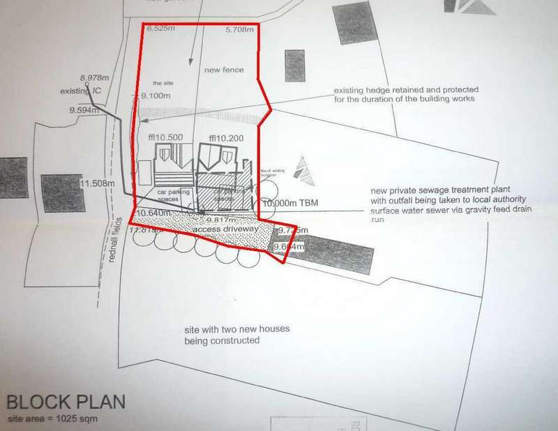 Plot Commercial for sale in Rednal Fields Little Dawley Telford, Rednal Fields
