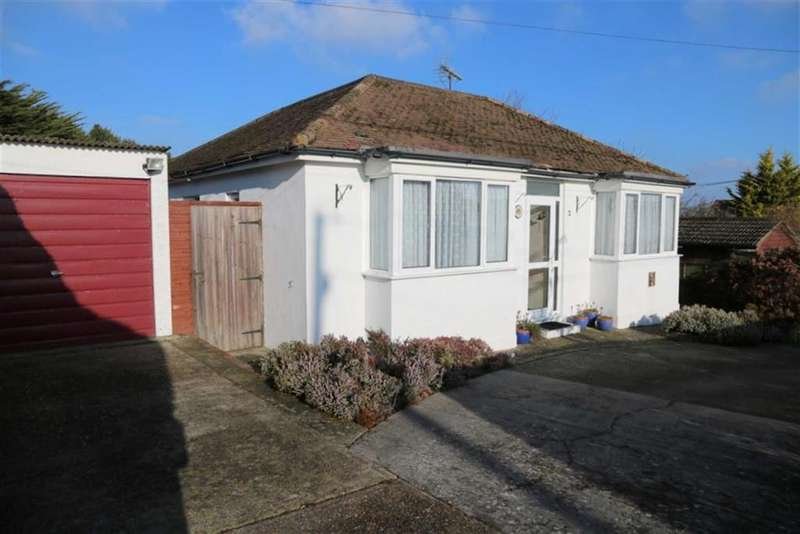 3 Bedrooms Detached Bungalow for sale in Fyrsway, Fairlight