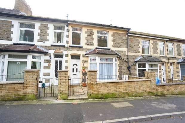 3 Bedrooms Terraced House for sale in Hillview, Cwmfelinfach, Caerphilly