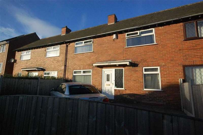 3 Bedrooms Terraced House for sale in Northway, Mirfield, WF14