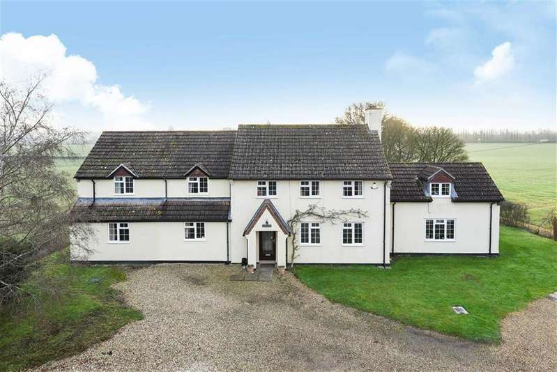 6 Bedrooms Detached House for sale in Bradford On Tone, Taunton, Somerset, TA4
