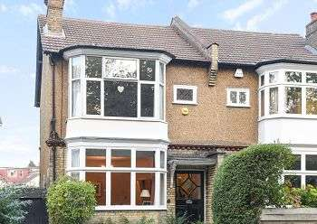 5 Bedrooms Semi Detached House for sale in Burnt Ash Lane, Sundridge Park, Bromley, Kent, BR1 4DH