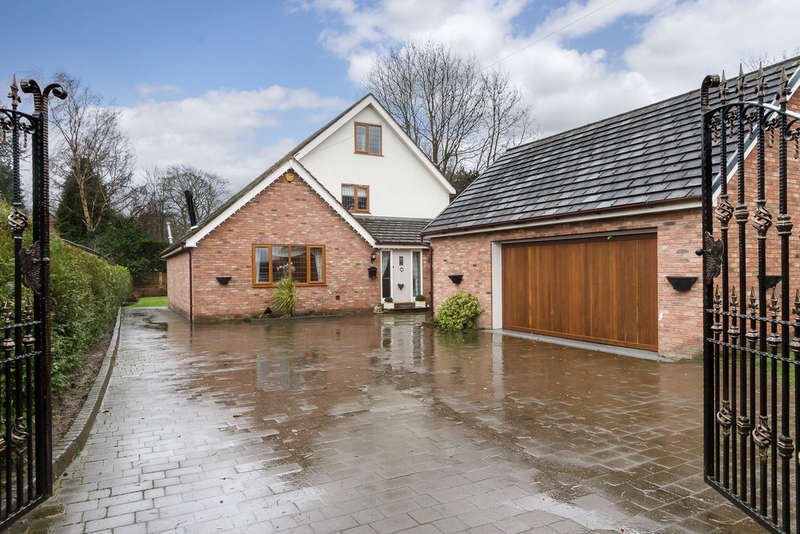 4 Bedrooms Detached House for sale in Manchester Road, Knutsford