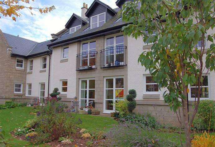 1 Bedroom Flat for sale in 4 Venlaw View Innerleithen Road, Peebles, EH45 8FB