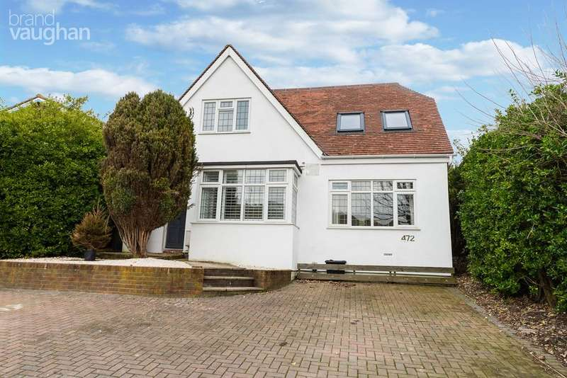 3 Bedrooms Detached House for sale in Falmer Road, Brighton, BN2