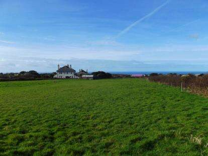 Land Commercial for sale in St. Just, Penzance, Cornwall