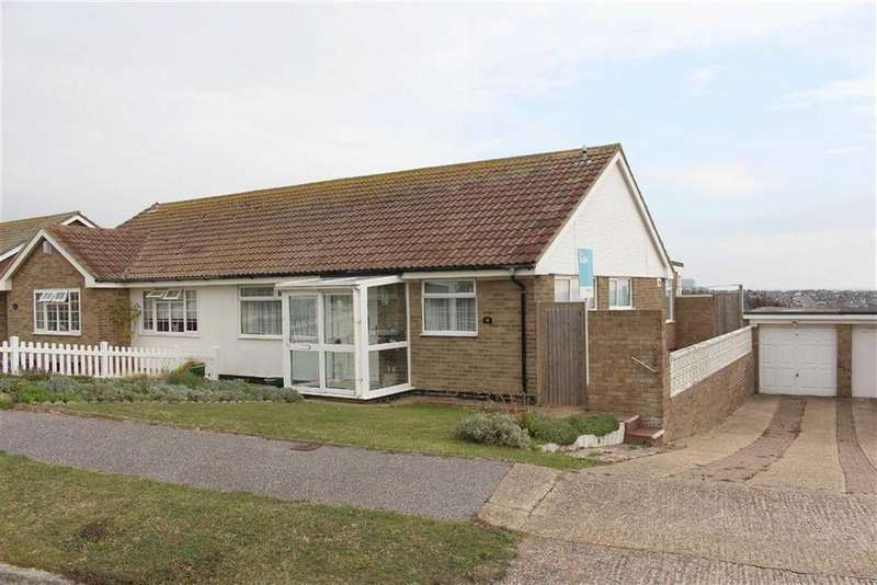 2 Bedrooms Semi Detached Bungalow for sale in Rochford Way, Seaford