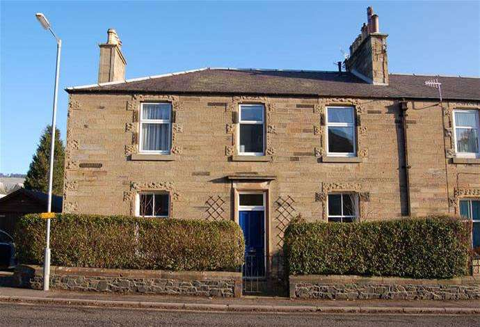 5 Bedrooms Semi Detached House for sale in 68 Rosetta Road, Peebles, EH45 8HQ