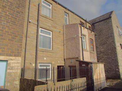 3 Bedrooms Terraced House for sale in Newchurch Road, Stacksteads, Bacup, Lancashire, OL13