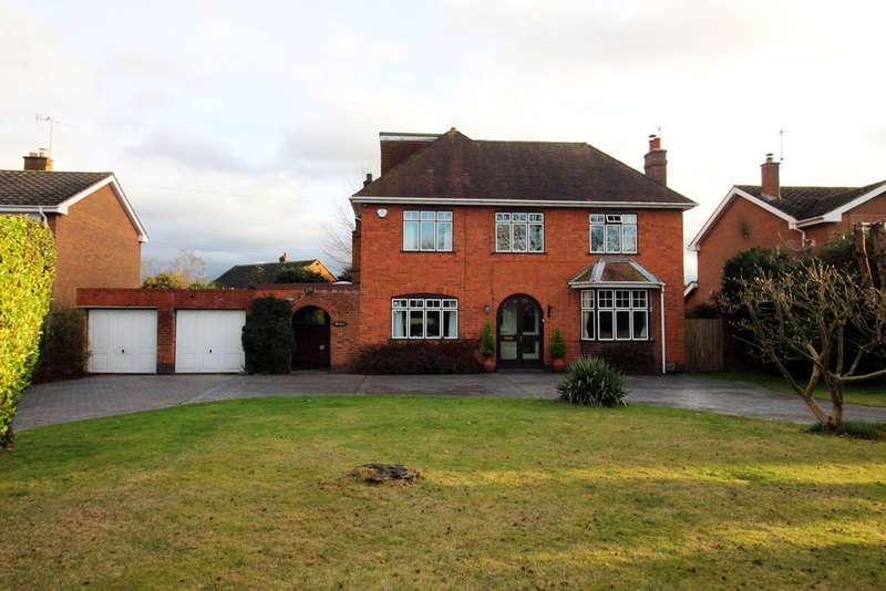 6 Bedrooms Detached House for sale in Hallow Lane, Worcester, Worcester, WR2