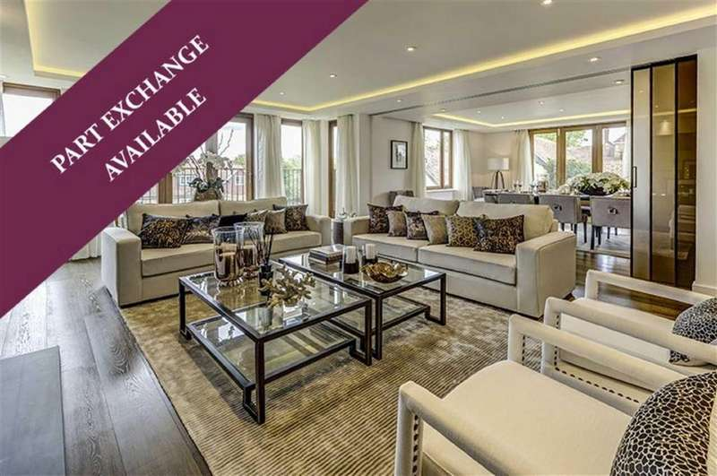 5 Bedrooms Detached House for sale in The Village Green, The Ridgeway, Mill Hill, London