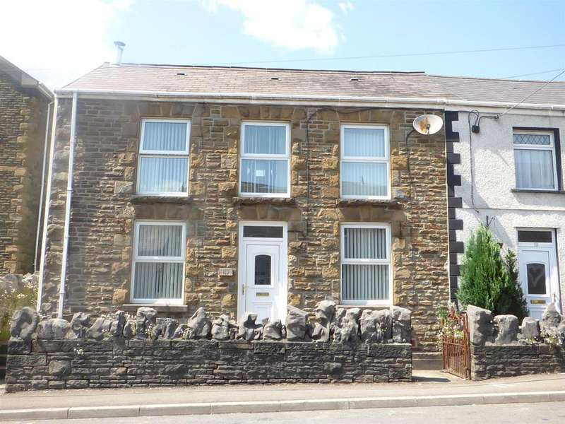 3 Bedrooms Semi Detached House for sale in Swansea Road, Pontardawe, Swansea