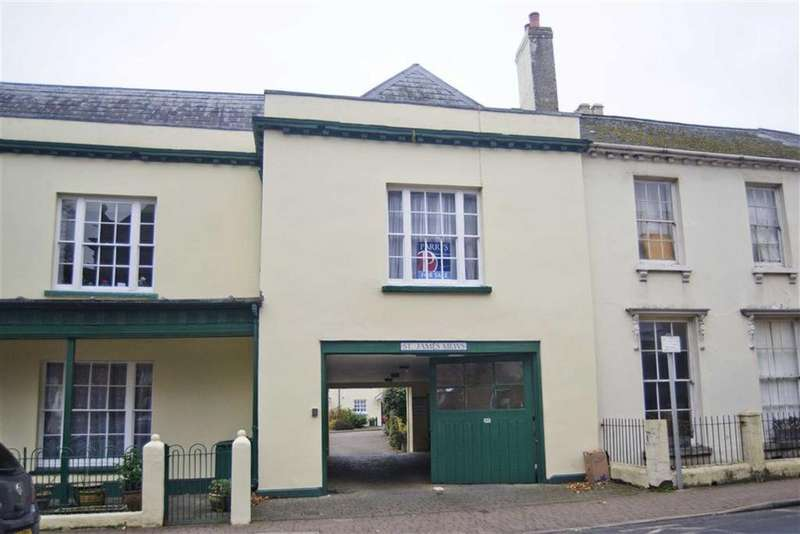 2 Bedrooms Flat for sale in St James Mews, Monmouth, Monmouthshire