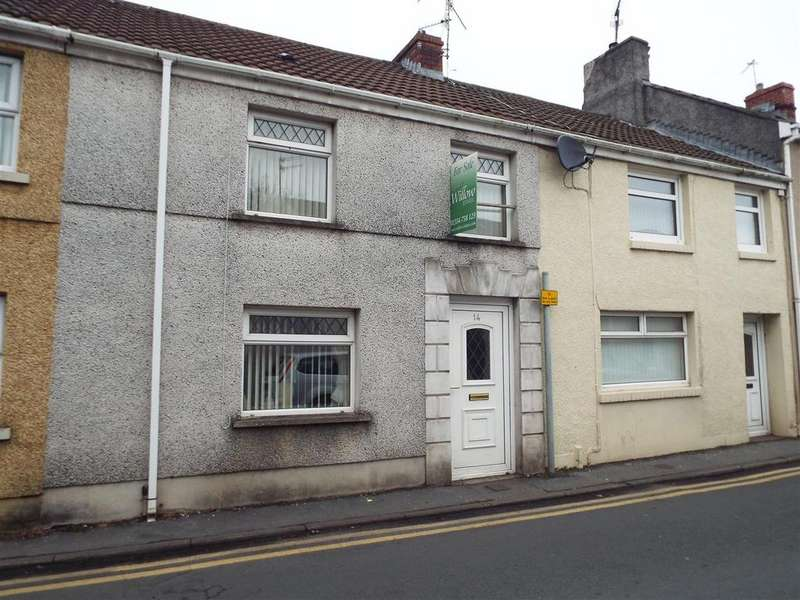 3 Bedrooms Terraced House for sale in Bryngwyn Road, Llanelli