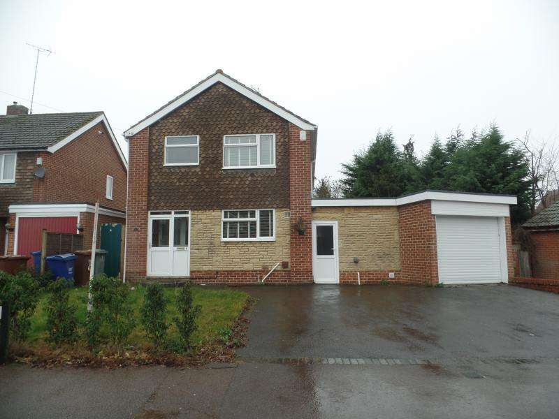 4 Bedrooms Detached House for sale in Kingsway, BANBURY, OX16