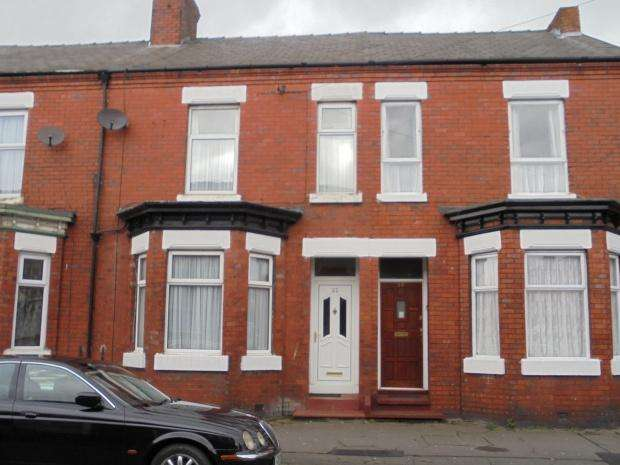 3 Bedrooms Terraced House for sale in Grandale Street, Manchester, M14