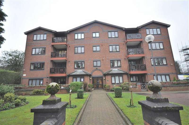 1 Bedroom Flat for sale in Barfield House, Manchester, M20