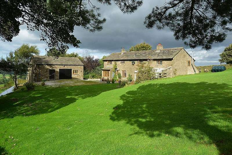 4 Bedrooms Farm House Character Property for sale in Rainow, Macclesfield