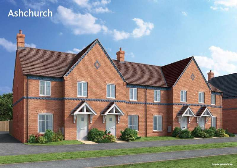 3 Bedrooms Terraced House for sale in Ettington Road, Wellesbourne